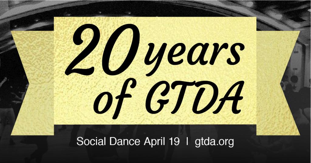 GTDA April Social Dance