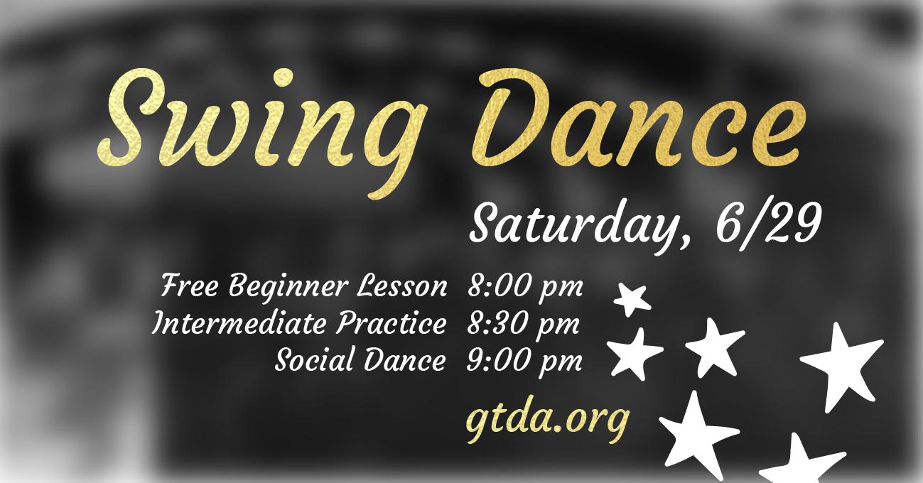 GTDA June Social Dance