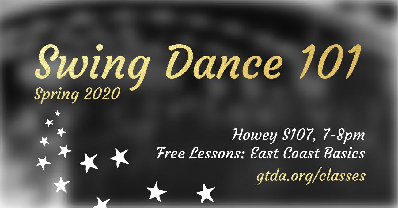 Swing Dance Classes Spring